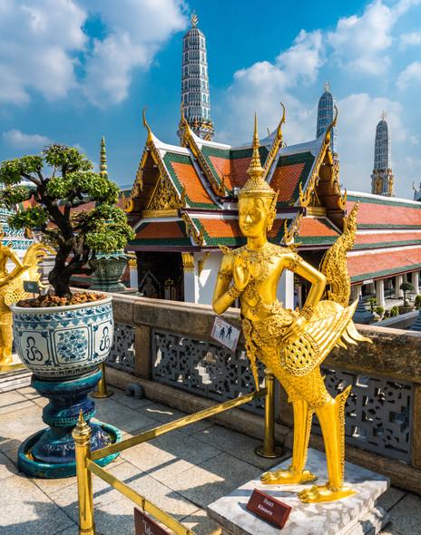 Apsara, Grand Palace - Bangkok