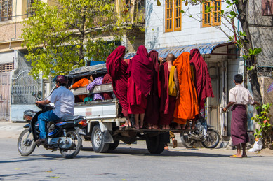 Need I Say More - Mandalay, Myanmar