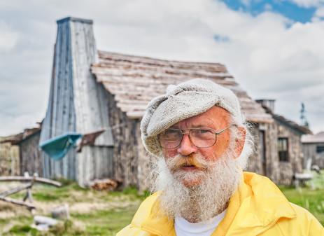 Rex - Random Passage, New Bonventure, Newfoundland