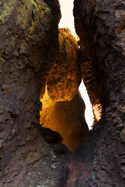 The Womb - Chiracauhua National Monument