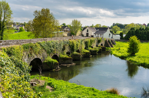 The Village of Kells - County Meath