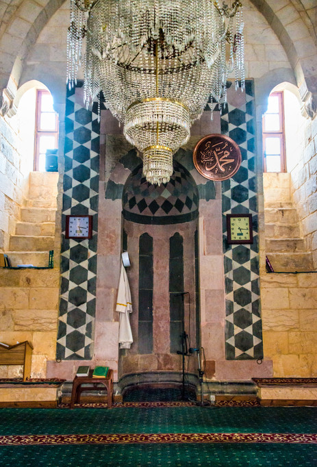 Gaziantep Camii Interior - Gaziantep, Turkey