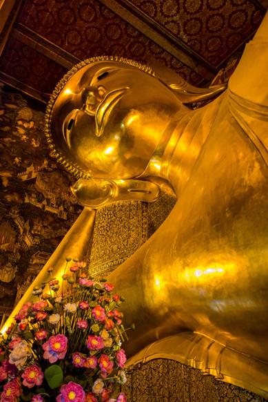 Reclining Buddha, Wat Po - Bangkok