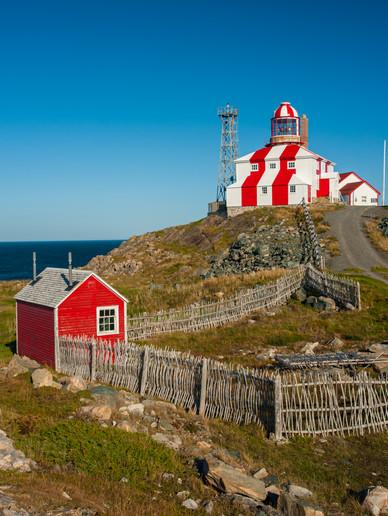 Bonavista Lighthouse - Bonavista, Newfoundland