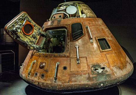 Apollo Command Module - Cape Canaveral, Florida