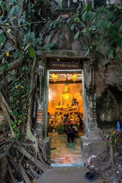 Wat Bang Koong - Ratchaburi