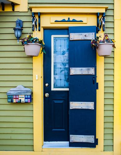 Storm Door - St. John's, Newfoundland