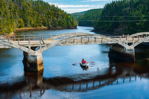 Along the Avalon Penisula - Newfoundland