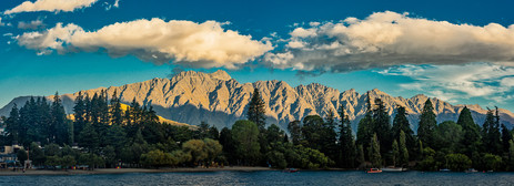 Sunset On the Remarkables - Queenstown