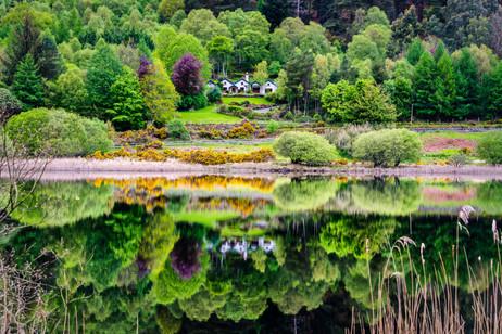 Glendalough National Park- County Wicklow