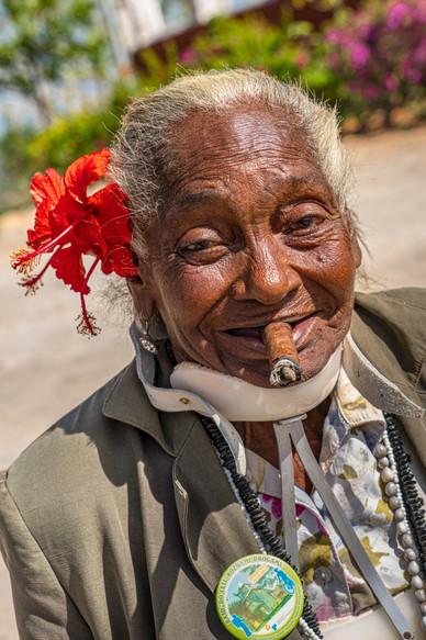 Street Vendor - Hoguin, Cuba