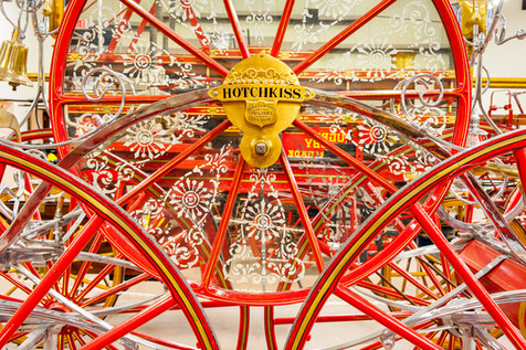 Fire Apparatus Detail - Hall of Flame, Phoenix