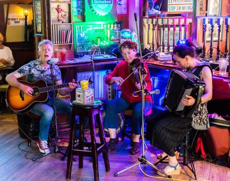Trad Musicians - Dingle
