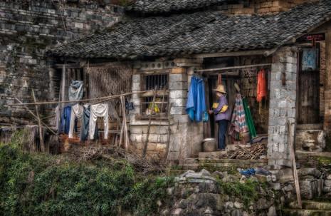 Life Along the Yulong River - Guangxi, China