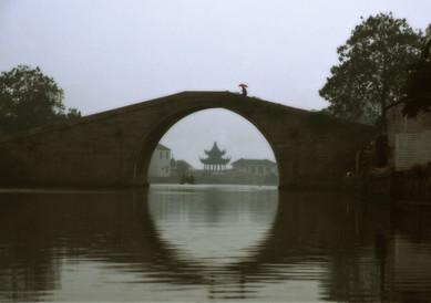 Red Umbrella - Suzhou, China