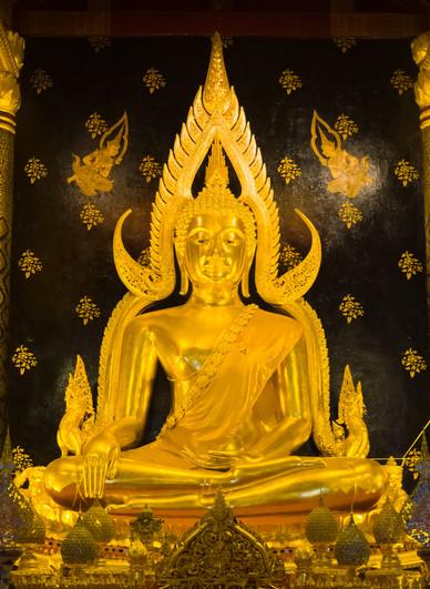 Golden Buddha - Phitsanoluk