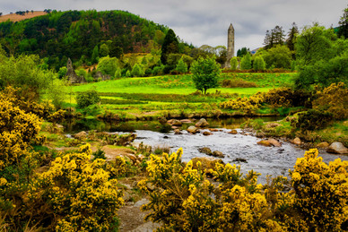 Glendalough National Park - County Wicklow