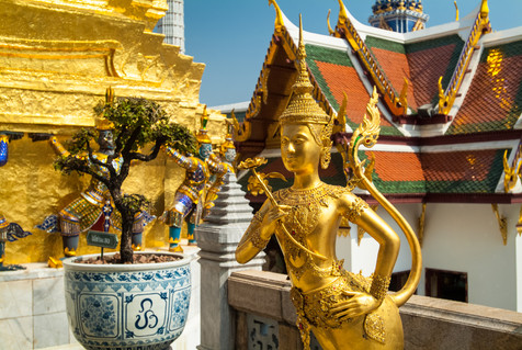 Apsara of the Grand Palace - Bankok