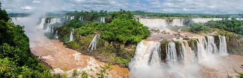 The Falls of Iguazu - Mato Grosso, Brazil