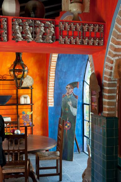 Kitchen Interior - San Miguel de Allende, Mexico