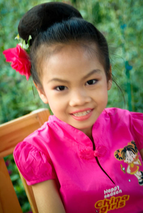 Beautiful Young Thai Girl - Chiang Mai