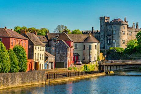 Along the River Nore- Kilkenny