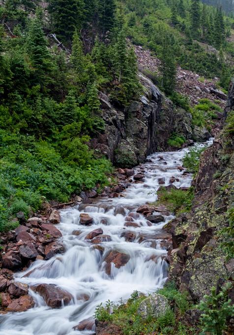 Booth Creek - Vail, Colorado