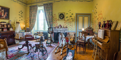 The Children's Room - Kilkenny Castle