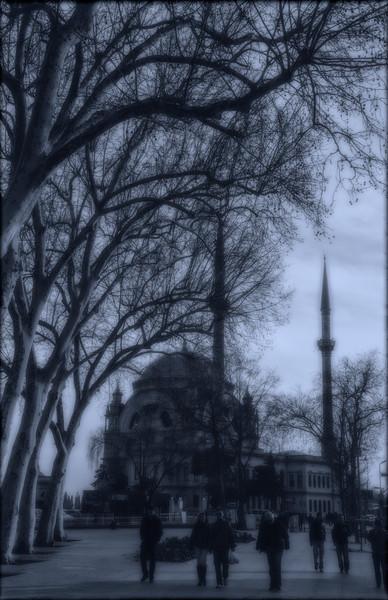 Bebek Camii - Besiktas, Istanbul, Turkey