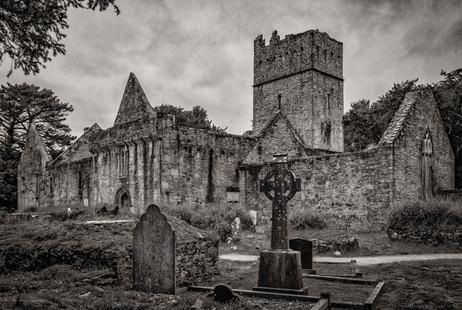 Ancient Priory - Killarney National Park
