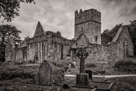 Ancient Priory - Killarney National Park
