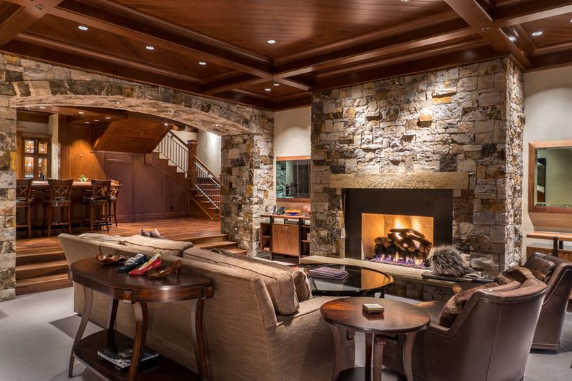 Family and Entertainment Room - Mountain Star, Avon, Colorado