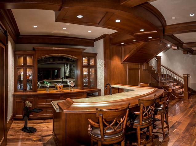Downstair Bar - Mountain Star, Avon, Colorado