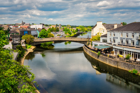 The River Nore - Kilkenny