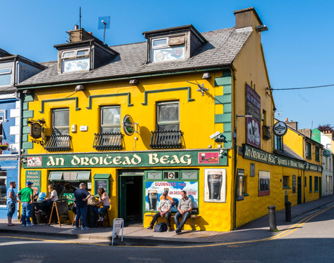 The An Droicead Beag - Main Street Dingle