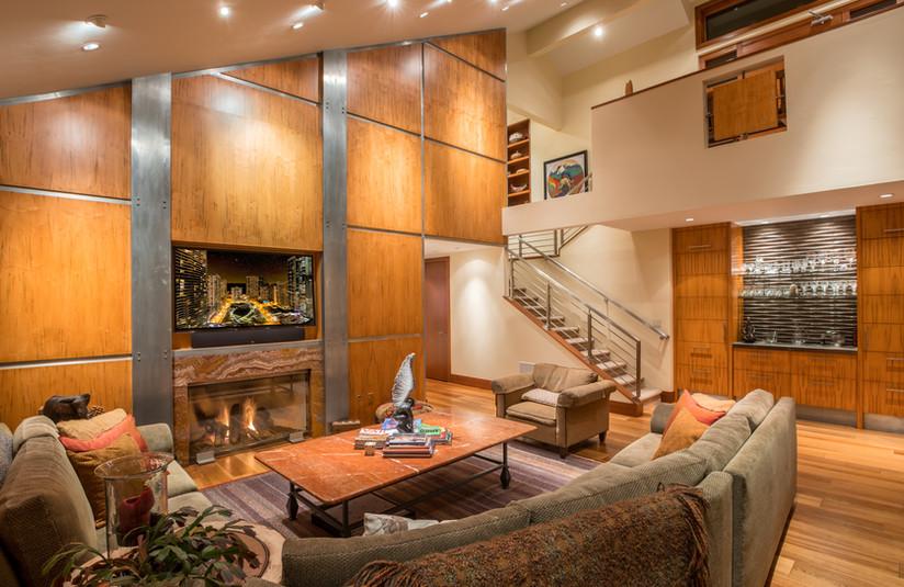Living Room - Vail, Colorado
