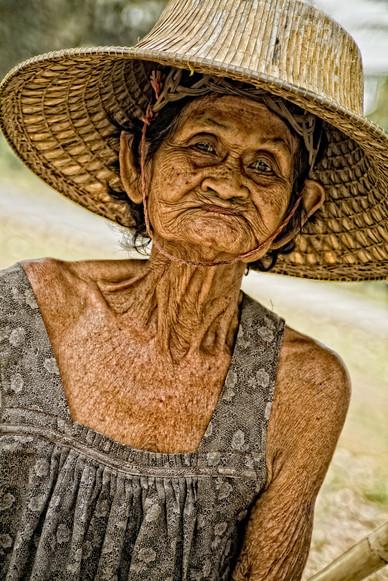 The Tamarind Picker - Sukhothai