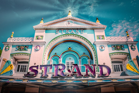 The Strand Theater - Key West, Florida
