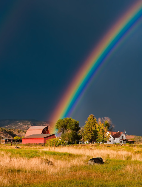 Pot of Gold - Rocking Springs Ranch - Western Colorado