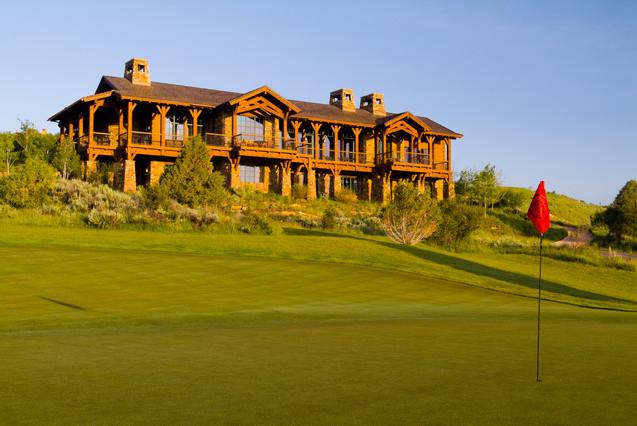 Architectural Exterior - Red Mountain Ranch, Colorado