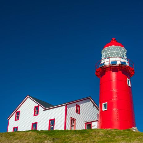 Ferryland Head Lighthouse - Ferryland, Newfoundland