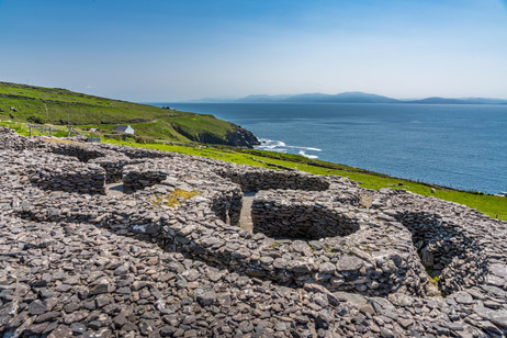 Ancient Settlement on the Dingle Penisula - County Kerry