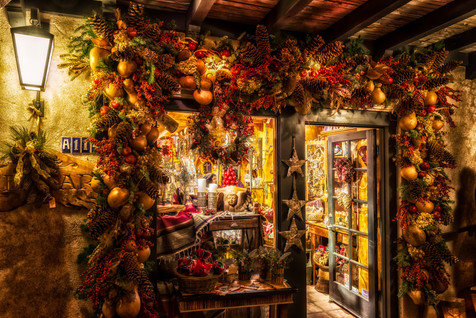 Christmas at Tlaquepaque - Sedona
