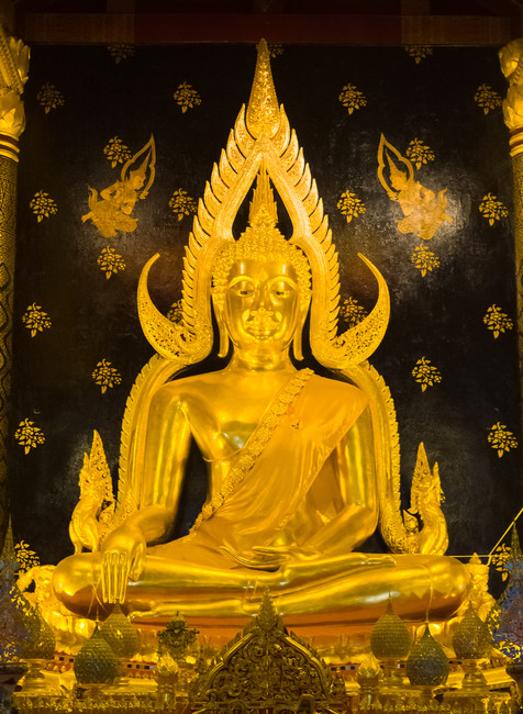 Golden Buddha - Phitsanoluk