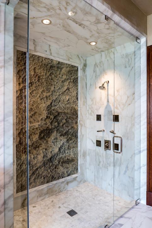 Steam Shower - Vail, Colorado