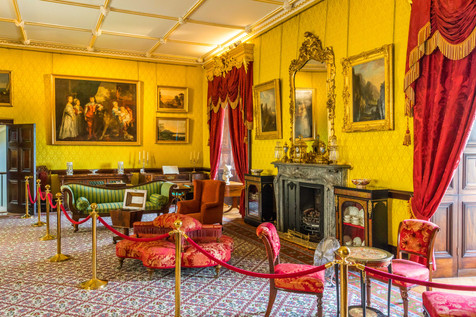 The Living Room - Kilkenny Castle