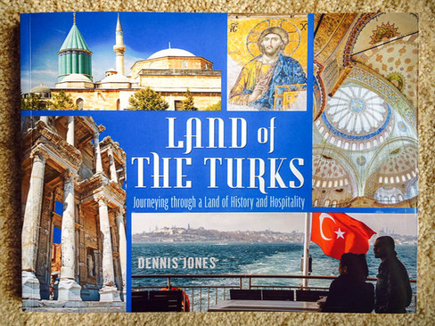 Land of the Turks Cover Art