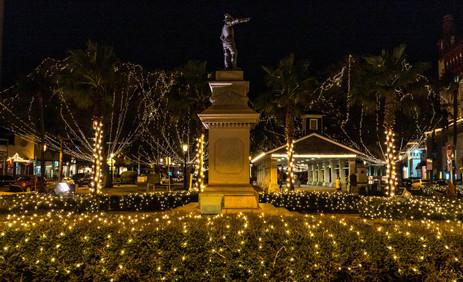 St. Augustine at Night - St. Augustine, Florida