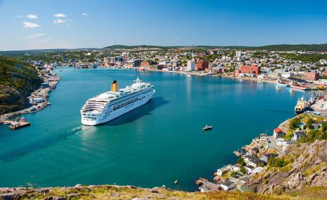St. Johns Harbor, Newfoundland