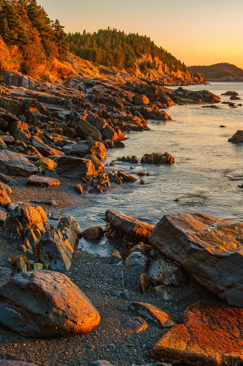 Sunrise - Witless Bay Ecological Preserve, Newfoundland